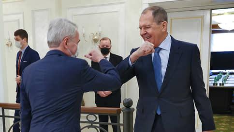 России все по финну // После Жозепа Борреля поговорить с Сергеем Лавровым от имени Европы попытался Пекка Хаависто