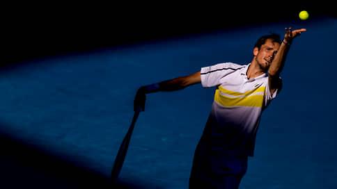 Даниил Медведев обновил первую тройку // после выхода в полуфинал Australian Open