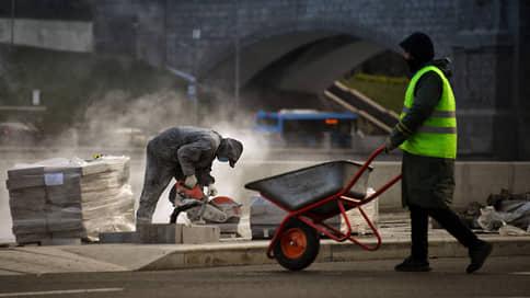 Москва возвращается к нормальной плитке // Столичные власти объявили конкурсы по благоустройству набережных и скверов на 2 млрд рублей