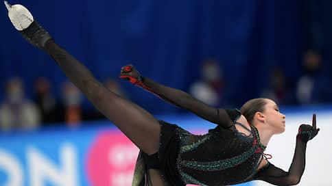 До 15, не старше // Юниорки взяли все призы в финале Кубка России