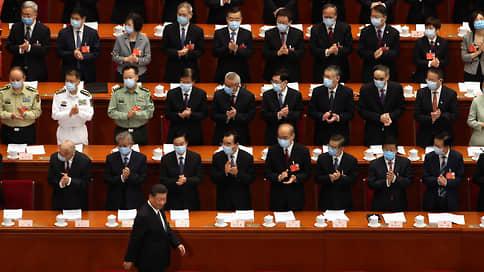 Если долго сидеть у реки, то мимо проплывут новые задачи // Китай ставит перед собой планы на XIV пятилетку