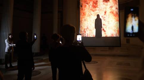 Со всей сокровенностью // Ретроспектива Билла Виолы в Пушкинском музее