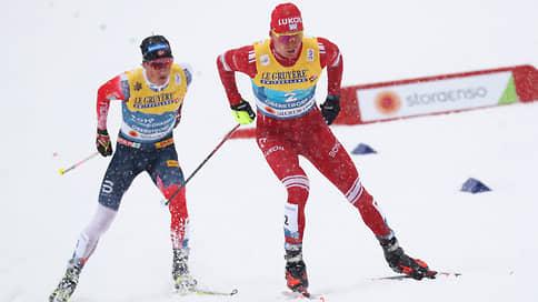 Сборная России добежала до своего места // Она завоевала серебро в мужской эстафетной гонке