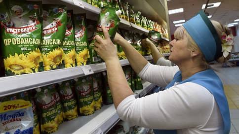 Масло нашло где подорожать // Для производителей соусов растет стоимость сырья