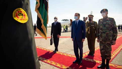 Новые власти присягнули Ливии // Одна из их первостепенных задач — избавиться от иностранных наемников