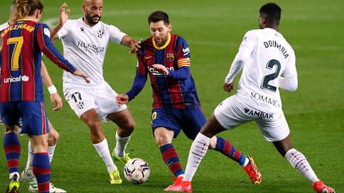 «Атлетико» отяжелел // «Барселона» и «Реал» сократили отставание от лидера чемпионата Испании