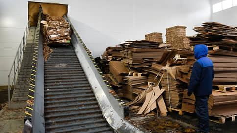 В макулатуру сдали деньги // Сырье для производства упаковки дорожает во всем мире