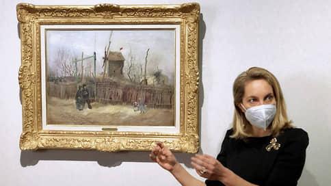 Цену на сцену назовет Sotheby`s // Полотно Ван Гога на парижских торгах