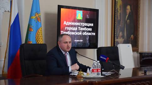 Врио мэра Тамбова освободился от судимости // Но это не поможет ему утвердиться в должности на постоянной основе