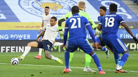 «Манчестер Сити» слишком далеко зашел // После победы над «Лестером» он практически обеспечил себе золото