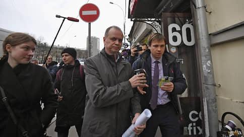 Иван Павлов защитился палатой // В уголовном преследовании известного адвоката обнаружены нарушения
