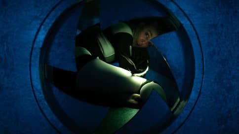 Женщина трубной судьбы // в триллере «Бегущая в лабиринте»
