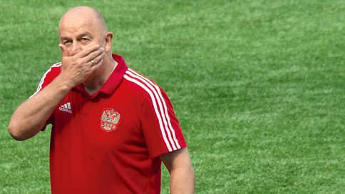 Станислав Черчесов получил по очкам // У футбольной сборной России будет новый тренер