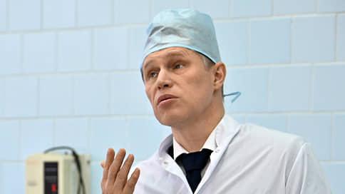 Удостоверение Айболита // Минздрав готов согласовывать кандидатуры региональных министров здравоохранения