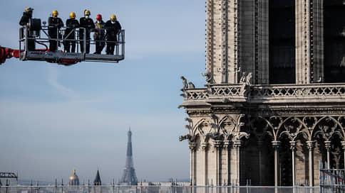 Собор парижской реставрации // Споры о судьбе Нотр-Дама продолжаются