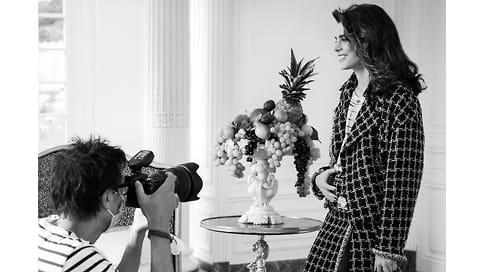 Шарлотта Казираги стала новым амбассадором Chanel