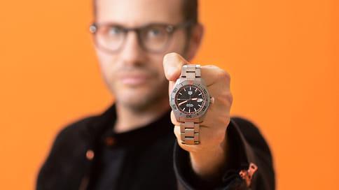 TAG Heuer выпустили часы совместно с компанией Bamford