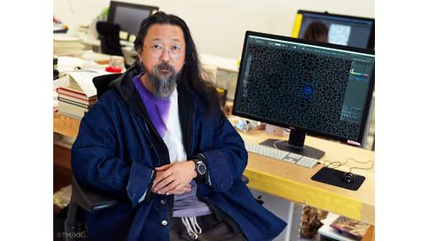 Hublot выпустили часы совместно с Такаси Мураками