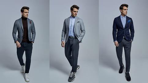 Albione представили коллекцию базовых пиджаков