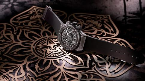 Hublot выпустили новые часы в сотрудничестве с художником Шепардом Фейри