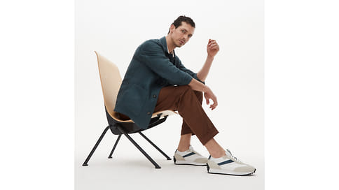 Doucal`s представили новую линию casual кроссовок