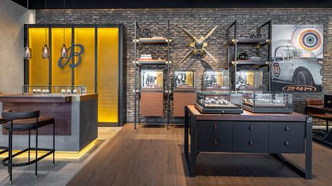 Breitling открыли новый бутик в Москве