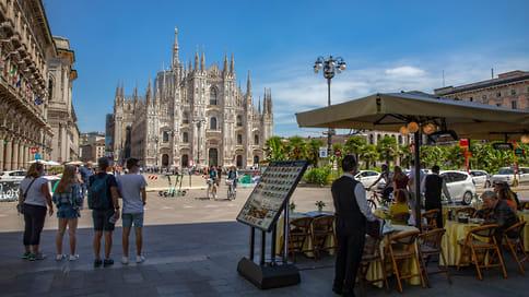 Пир в белой зоне // Отчет с первого дня Недели мужской моды в Милане