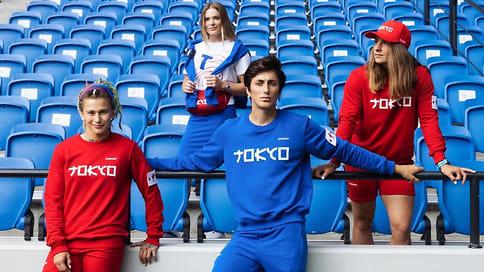 Неспортивная дисциплина // Самые стильные формы Олимпиады-2020 в Токио