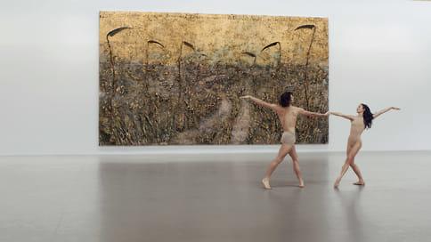 Сила искусства // Выставка Ансельма Кифера в галерее Gagosian