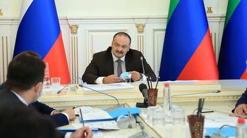Врио главы Дагестана с COVID-19 переведен на лечение в Москву