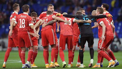 Россия узнала соперников по отбору на ЧМ-2022 // Группа H: Хорватия, Словакия, Россия, Словения, Кипр, Мальта