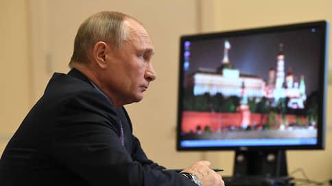 Путин призвал не допустить нехватки у населения денег на продукты
