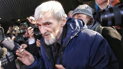 Глава карельского «Мемориала» Дмитриев получил франко-германскую правозащитную премию