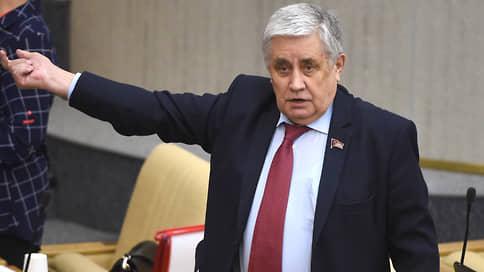 Второй депутат Госдумы от КПРФ умер от коронавируса