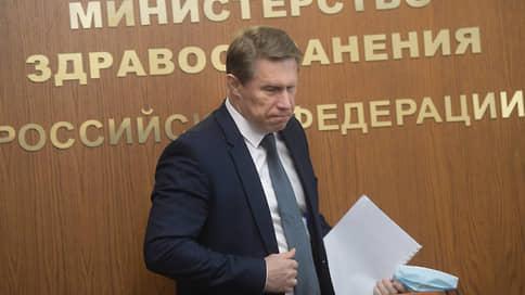 Мурашко: от коронавируса планируется привить 60% россиян