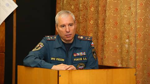 Экс-главу курганского ГУ МЧС отпустили под домашний арест