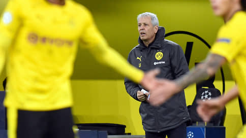 Дортмундская «Боруссия» отправила в отставку главного тренера
