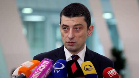Гахария вновь назначен премьер-министром Грузии