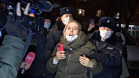 СКР сообщил подробности уголовного дела против Соболь