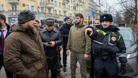 Кадыров: на полицейских в Грозном напали уроженцы Ингушетии