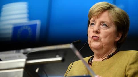 Ангела Меркель перестала быть самым популярным политиком Германии