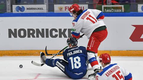 Сборная России по хоккею выиграла Кубок «Первого канала»