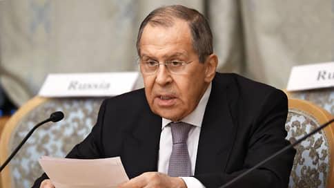 Лавров: Россия никогда не будет «морозить» граждан Евросоюза