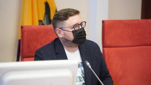 Депутат Ярославской облдумы Фомичев помещен под домашний арест