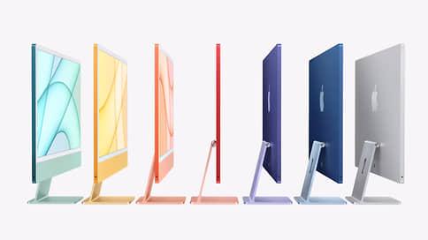 Apple представила новый iMac