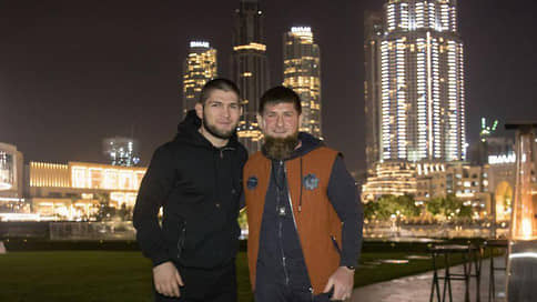 Кадыров предложил Нурмагомедову любой гонорар за бой в «Ахмате»