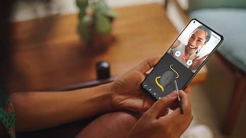 Motorola представила смартфон со стилусом