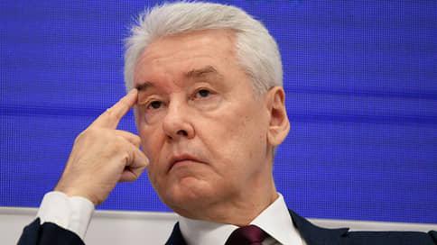 Собянин ввел жесткие коронавирусные ограничения до 20 июня