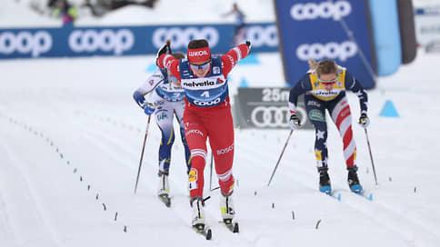 Россиянка Ступак выиграла гонку преследования на «Тур де Ски»