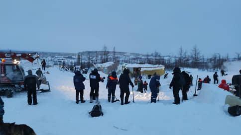 СКР ужесточил статью уголовного дела о сходе лавины в Норильске